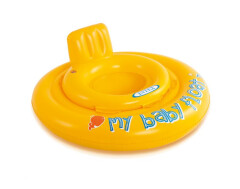Sedátko do vody Intex My Baby Float