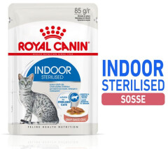 Royal Canin Indoor Sauce 85 g