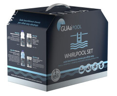 GUAa POOL WHIRLPOOL SET
