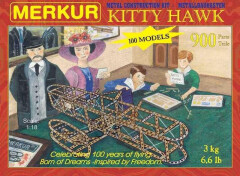 Stavebnice Merkur Kitty Hawk