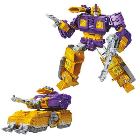 Robot Transformers Generations: WFC Deluxe | Impactor
