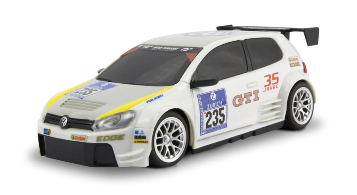 RC auto Volkswagen Golf GTI Clubsport 1:26