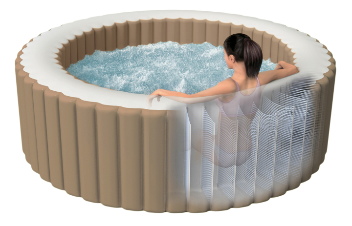Vířivka Intex PureSpa Bubble Therapy