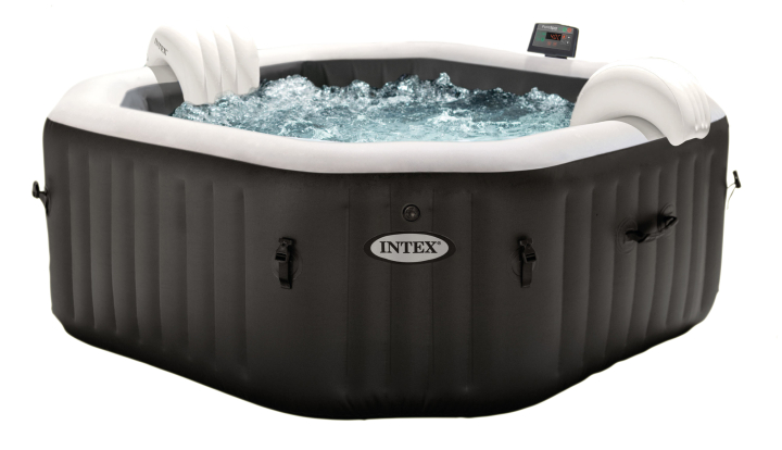 Vířivka Intex PureSpa Jet and Bubble Octagon