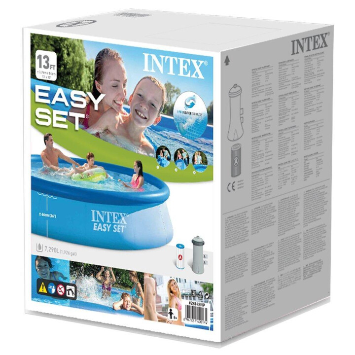 Bazén Intex Easy Set 3,96 x 0,84 m bez filtrace
