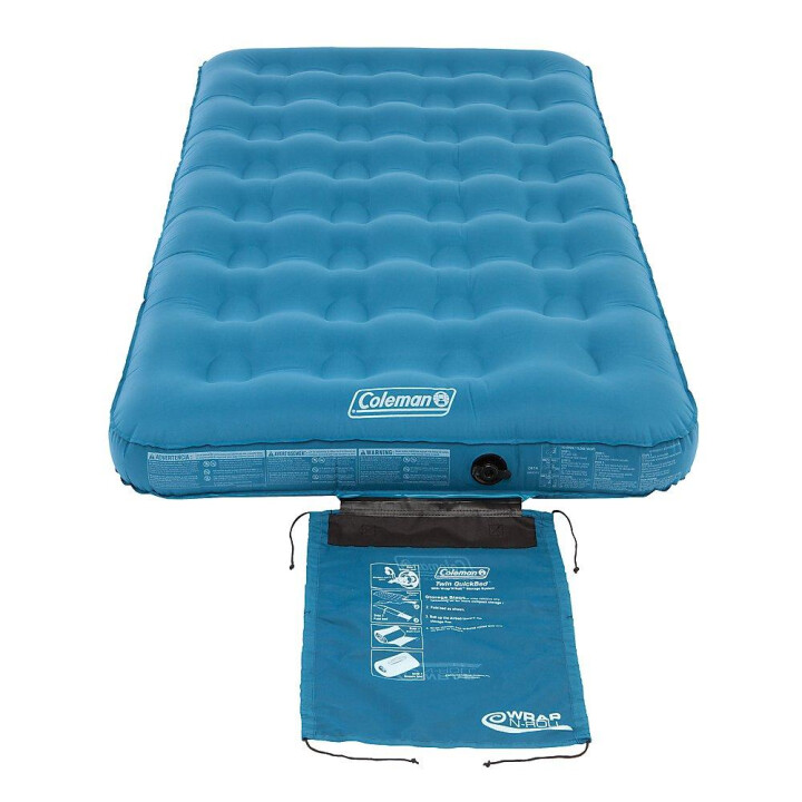 Nafukovací matrace do stanu Coleman Extra Durable Airbed Single