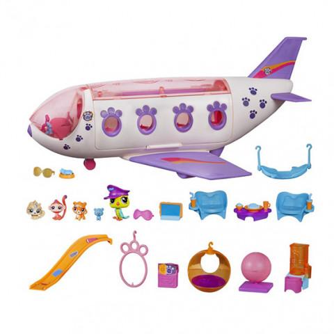 Hasbro Littlest Pet Shop letadlo