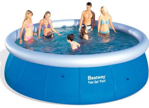 Bazén Bestway Fast Set 4,57 x 1,22 m bez filtrace 57288