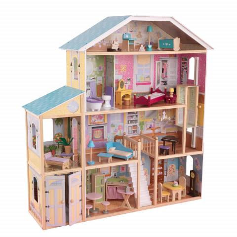 domeček pro panenky KidKraft Majestic Mansion