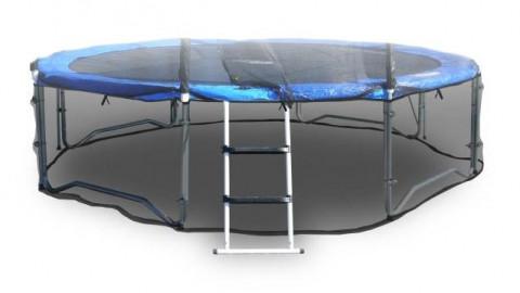 Spodní ochranná síť na trampolínu | 244 - 430 cm
