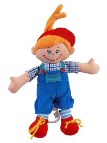 Panenka s hracím strojkem Baby Mix Chlapeček