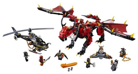 Lego Ninjago 70653 Firstbourne