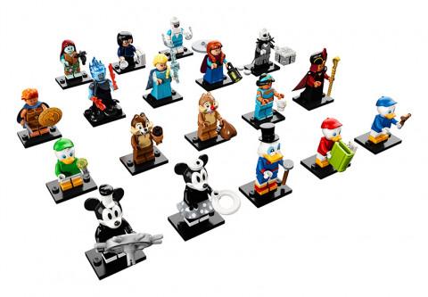 LEGO 71024 minifigurky Disney 2 série