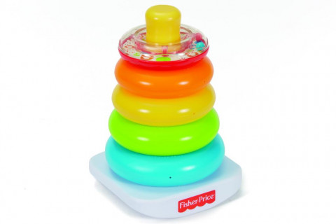 Fisher Price Kroužky na tyči 71050