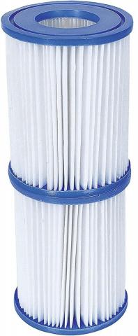 BESTWAY 58094 filtrační kartuše II 2006-3028 l/hod (2ks)