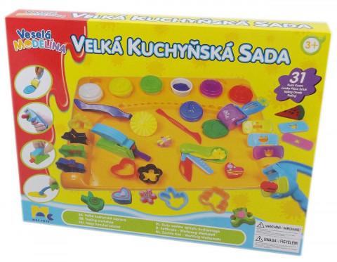 Mac Toys Velká kuchyňská sada