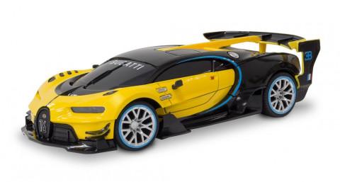 Kidztech RC auto Bugatti Vision GT 1:26 žluto-černé