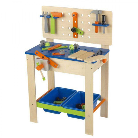 KidKraft pracovní ponk DELUXE WORKBENCH WITH TOOLS