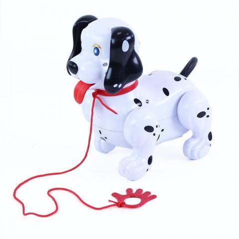 Rappa Pes chodící se zvukem a vodítkem