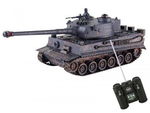 HM Studio RC Tiger Tank 1:28