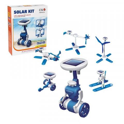 HM Studio Solární set 6v1