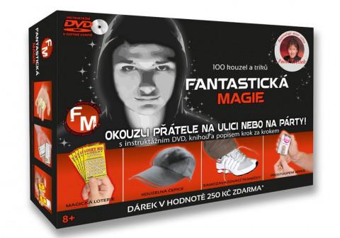 HM Studio 15W1221 Fantastická magie 100 triků