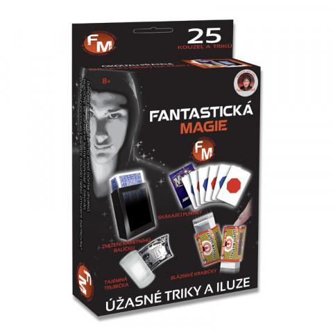 HM Studio Sada kouzel - Fantastická magie (triky a iluze) 15W1244HMS