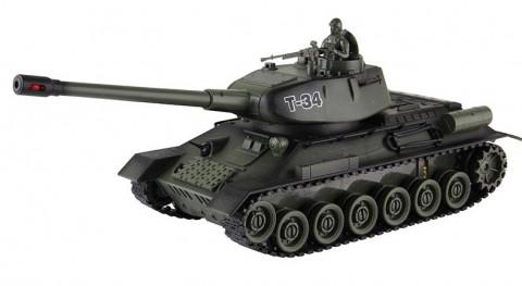 HM Studio Russia T34 Tank 1:24