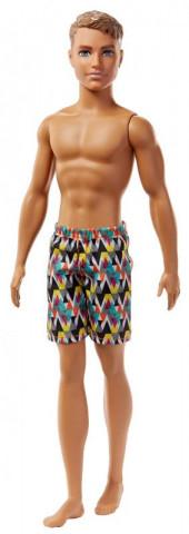 Mattel Barbie Ken v plavkách 43