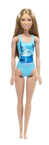 Mattel Barbie v plavkách | tyrkysové plavky 25DWJ99