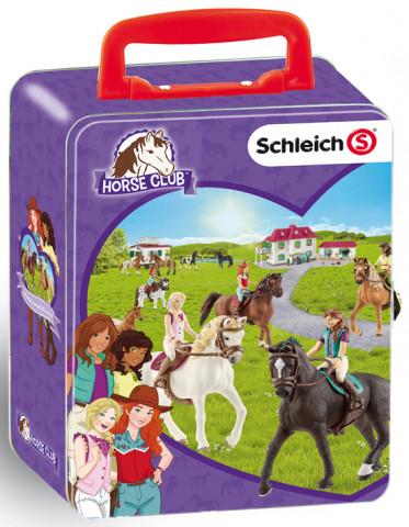 Schleich Sběratelský kufřík koně