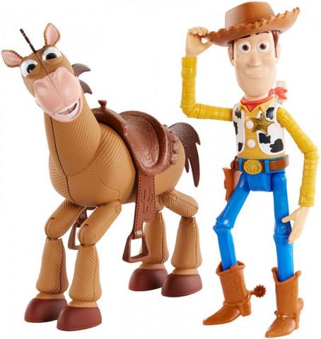 Woody Toy Story 4: Příběh hraček a Bulík
