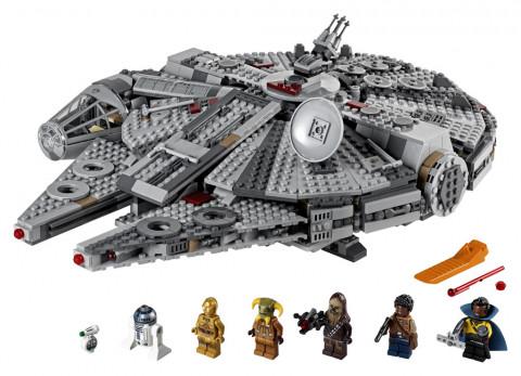LEGO Star Wars 75257 -Millennium Falcon