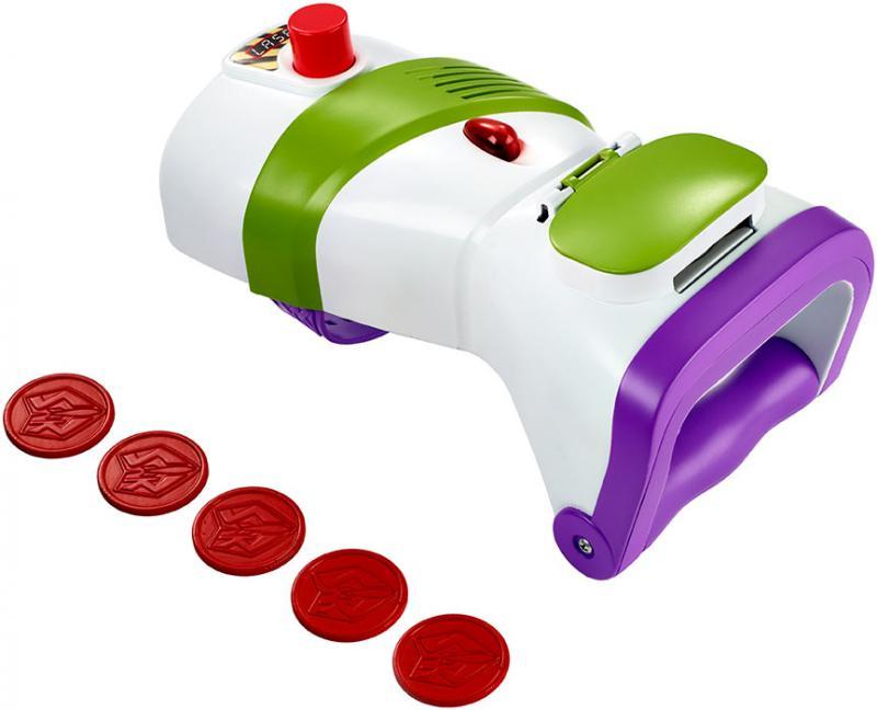 Mattel Toy Story 4: Příběh hraček Buzzův náramek se zvuky