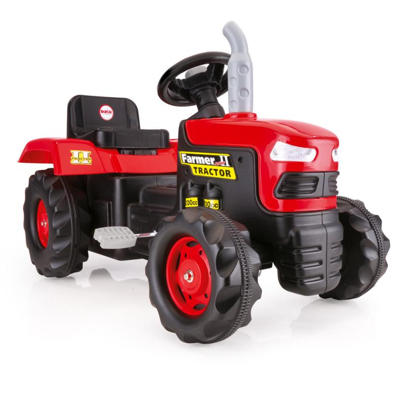 DOLU Šlapací traktor Dolu Velký šlapací traktor