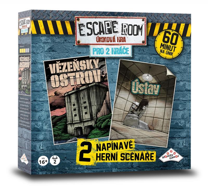 ADC Blackfire Escape Room: úniková hra pro 2 hráče