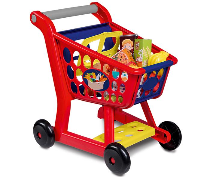 Happy People Nákupní vozík s doplňky