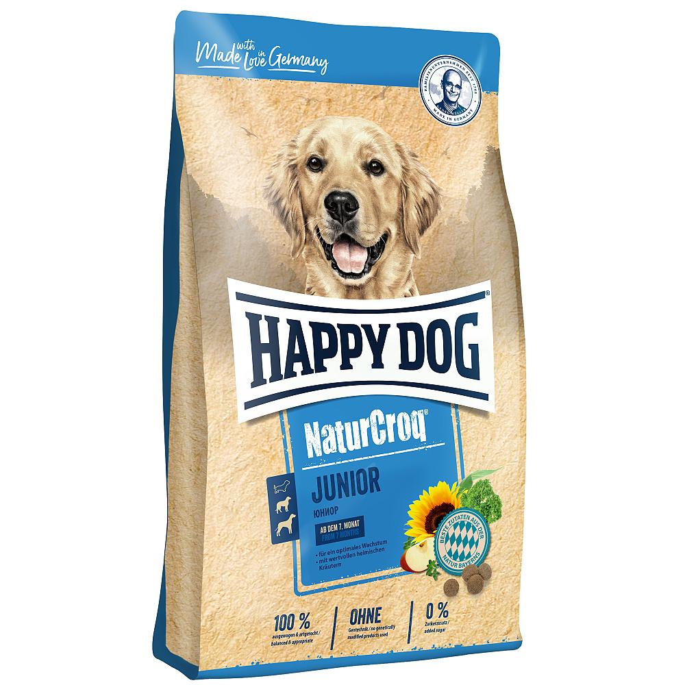 Happy Dog NaturCroq Junior 4 kg
