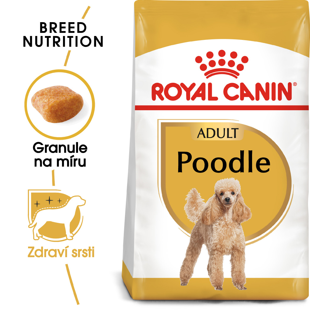 Royal Canin Poodle Adult 1,5 kg