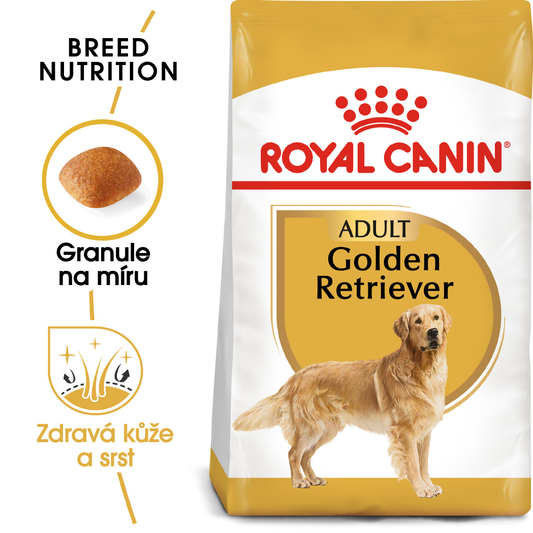 Royal Canin Zlatý retrívr Adult 12 kg