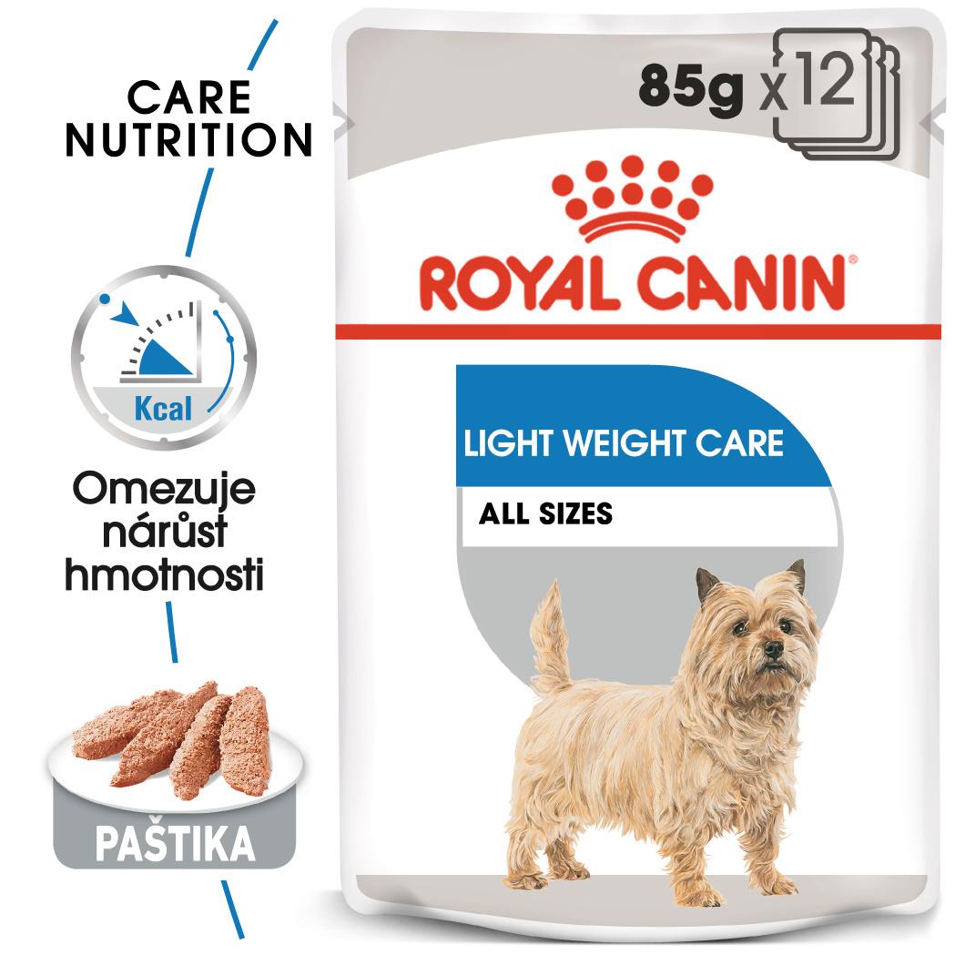 Royal Canin Exigent Dog Loaf 12x 85 g