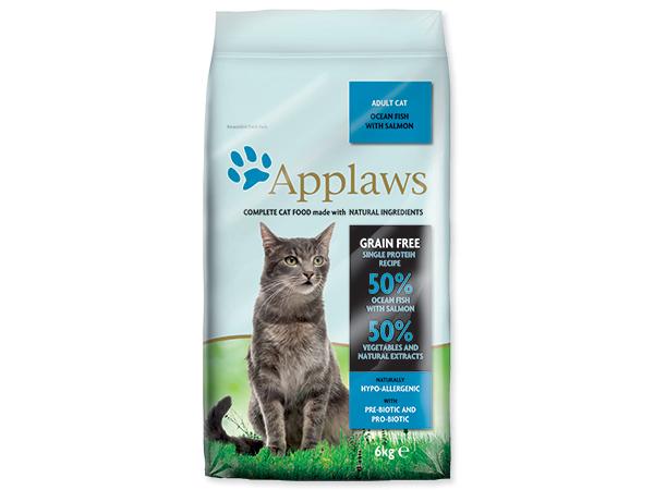 Applaws Dry Cat Ocean Fish & Salmon 6 kg