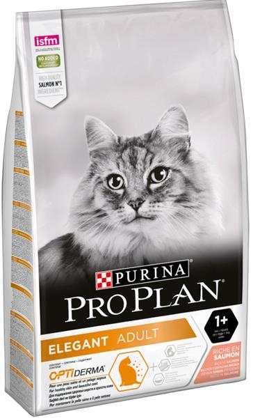 ProPlan Cat Elegant Plus Salmon 10 kg