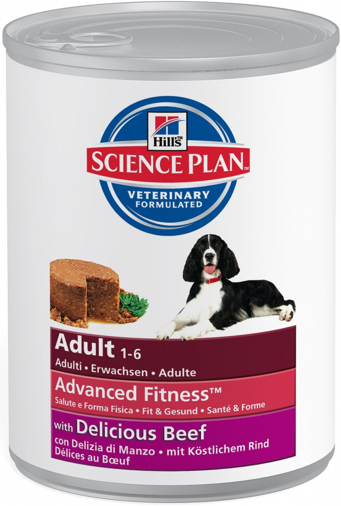 Hill's Canine Adult Beef 370 g