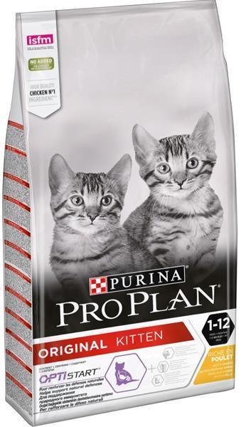ProPlan Cat Original Kitten Chicken 10 kg
