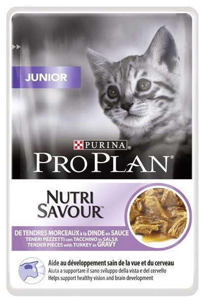 ProPlan Cat junior kruta 85 g