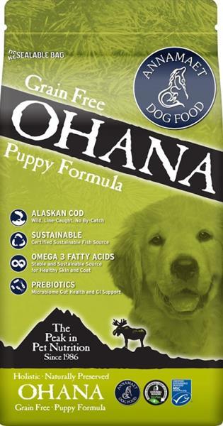 Annamaet Grain Free Ohana Puppy 11,35 kg