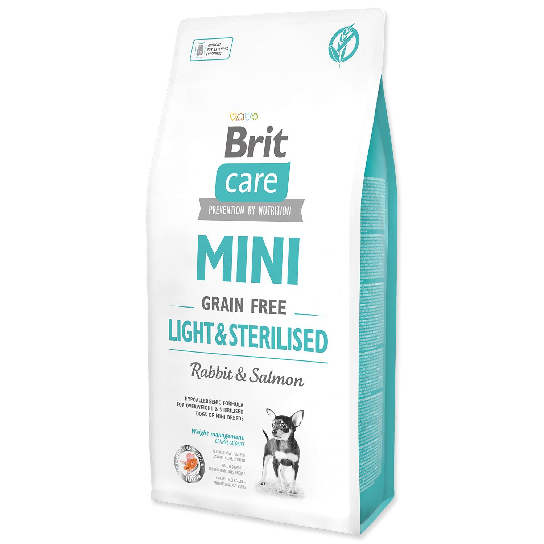 Brit Care Mini Light & Sterilised 7 kg