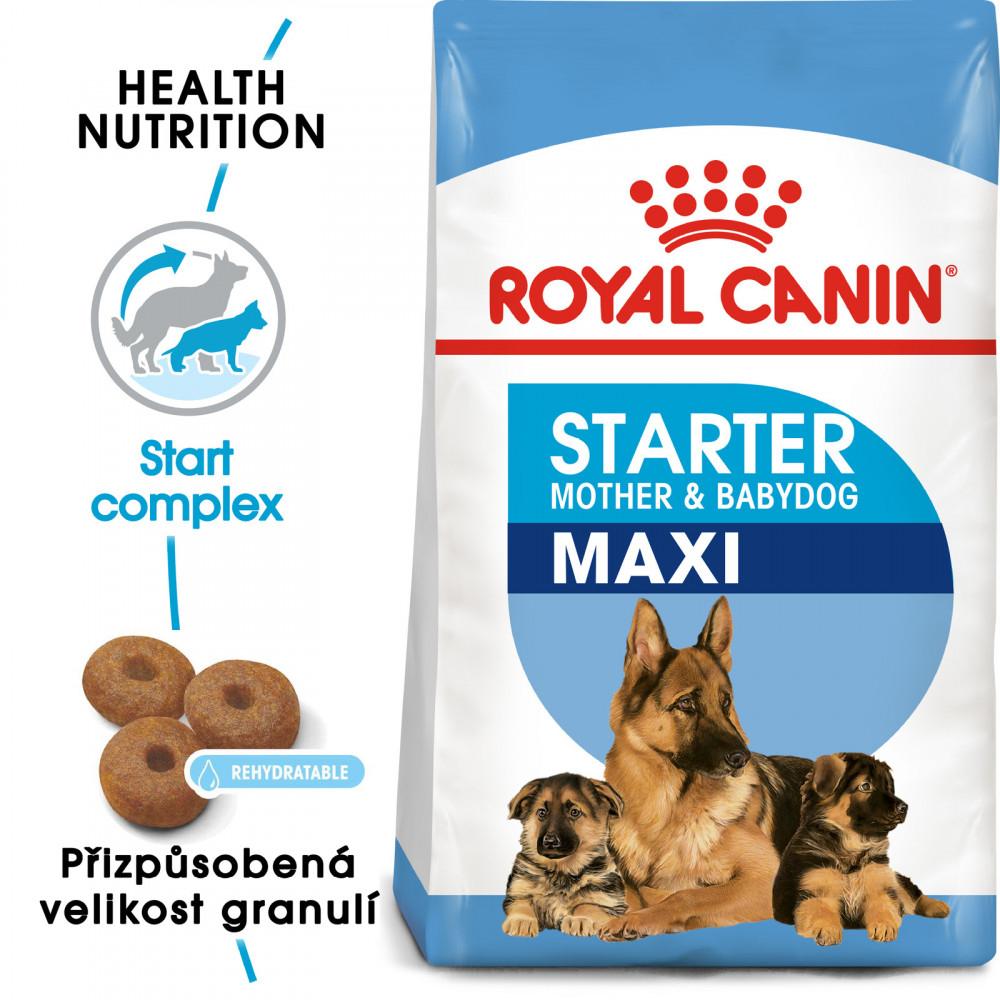 Royal Canin Starter Mother&Babydog Maxi 15 kg