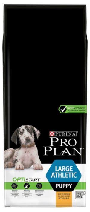 PURINA PRO PLAN Puppy Large Athletic Lamb & Rice 12 kg